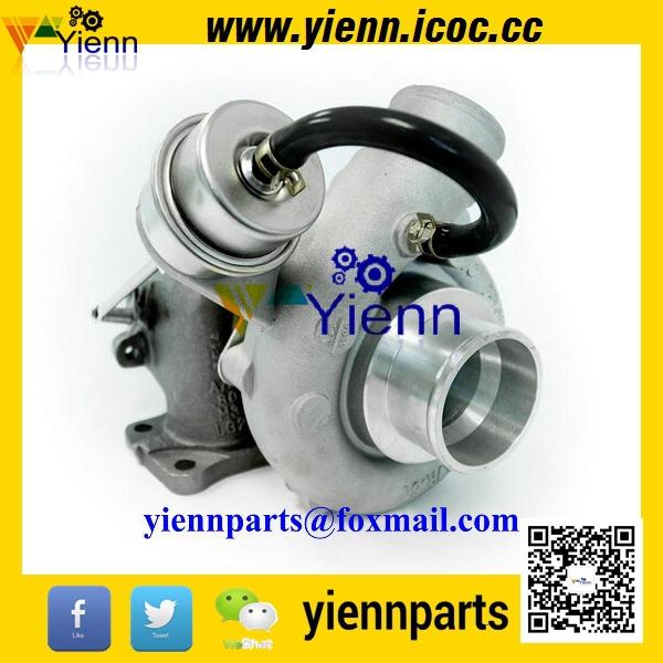 ISUZU 4HE1 Turbocharger 700716-0009 for ISUZU NQR and GMC W3500 W4500 W5500 truck 4.8L turbo diesel engine repair parts(China (Mainland))