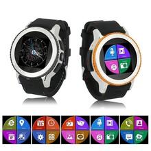 IP67 Smart Watch S7 Android 4.4 MTK6572 Dual core mobile phone Bluetooth 512MB+4GB 5.0mp GPS WIFI Digital Waterproof Smartphone(China (Mainland))