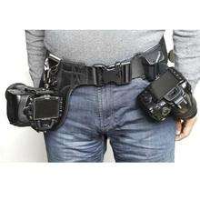 Capture Camera Clip Waist Spider Holster Shoot Belt Buckle Button for Panasonic GH4GK CM1 GF7 GX1 G7 DMC-ZS50 TS30 FT6 TS6