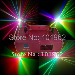 High quality Laser full color RGB dj disco stage party holiday lighting lights-Free shipping