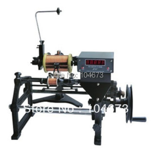 NEW FZ-160 220V Manual Automatic Hand Electronic Coils Winding Machine(China (Mainland))