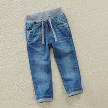 Top quality 2016 Spring/Autumn Children Jeans For Boys Jeans pants,Free shipping(China (Mainland))