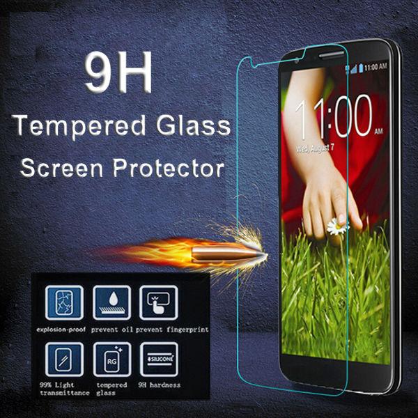 Гаджет  Original Premium Tempered Glass Screen Protector for LG Optimus G2 Mobile Phone Explosion Proof Screen Guard Retail Pack +gift None Телефоны и Телекоммуникации