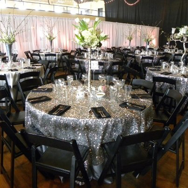 Online Buy Wholesale Glitter Table Cloth From China