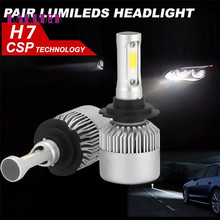 Buy 2017 car-styling H7 120W LED Headlight KIT High Power Replace Halogen Xenon 12000LM may03 for $13.63 in AliExpress store