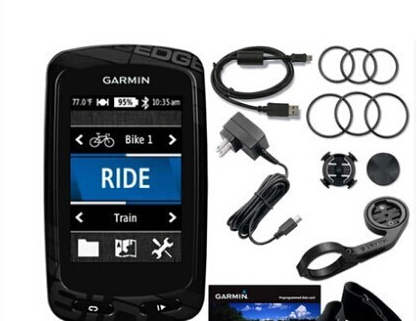 Garmin Edge 810 GPS Unit with Heart Rate Monitor and Speed/Cadence Sensor(China (Mainland))