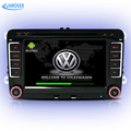 FREE SHIPPING for VW car dvd player factory sell update to Quad Core HD1024 600 Android