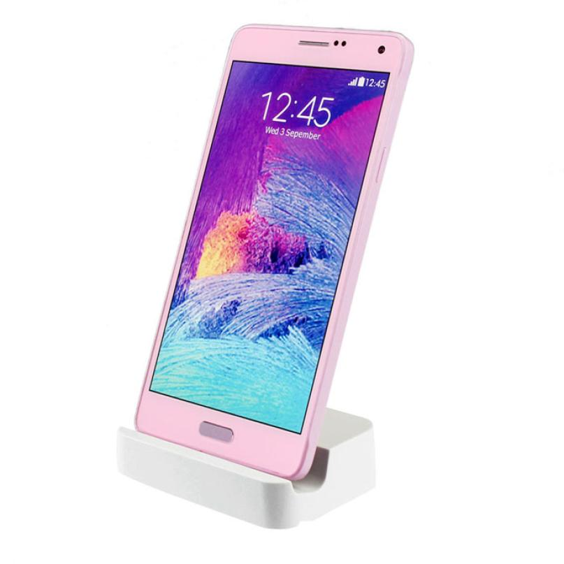 Top Quality Universal Android Mobile Phone <font><b>Charger</b></font> Base Micro USB Charging Syncing Docking Station <font><b>Dock</b></font> JA13