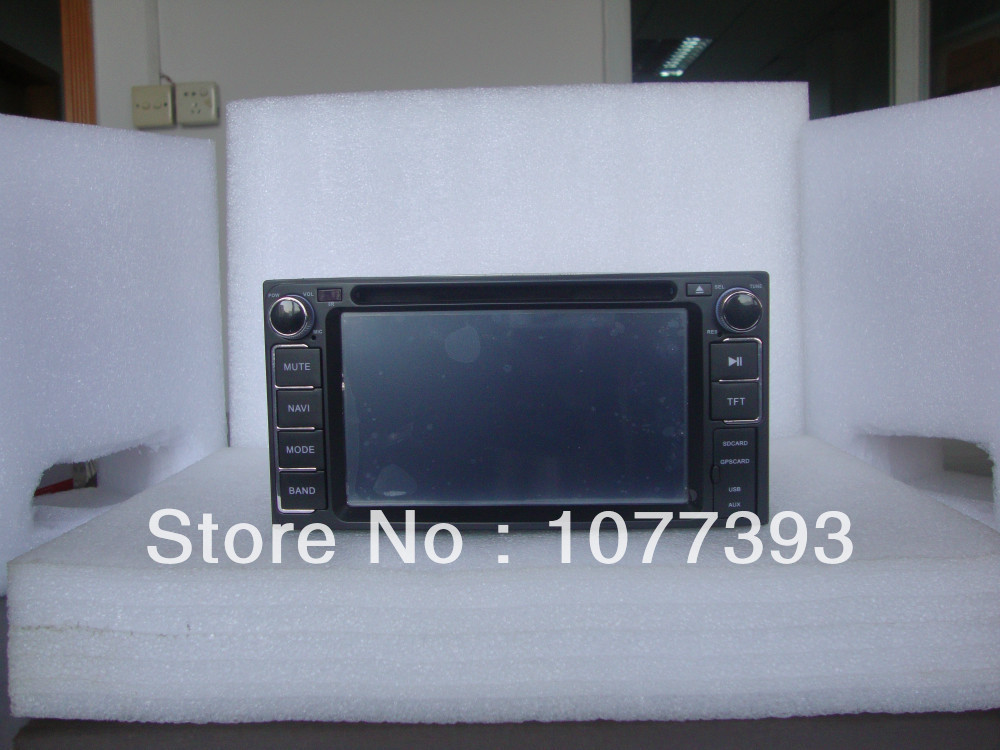 Android 4 0 touch screen car audio Radio stereo for toyota universal BYD F3 FM USB