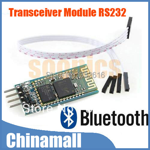 WWH-30ft Wireless Bluetooth RF Transceiver Module serial