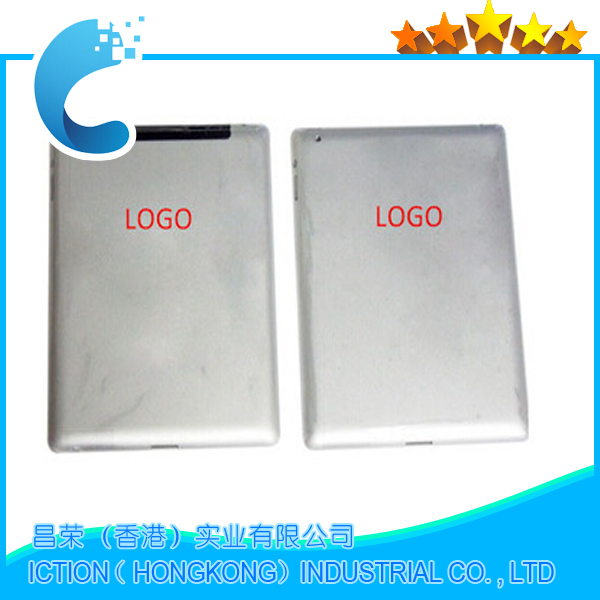 Free shipping For iPad 2 back cover housing 3G Version(China (Mainland))
