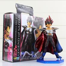 Buy Dragon Ball Z Action Figures King Vegeta Gragonball Kai Legend Saiyan PVC Action Figure Collection Model Toy for $15.36 in AliExpress store