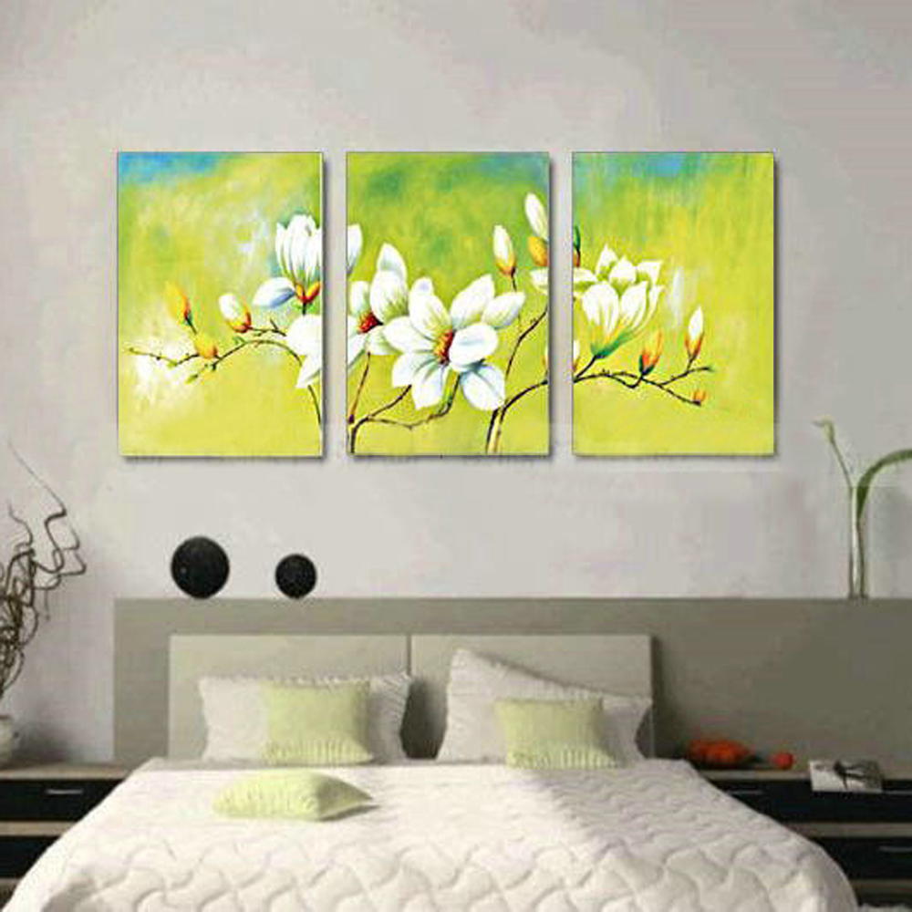 Buy 3 panel wall art modern abstract for Where to buy canvas art