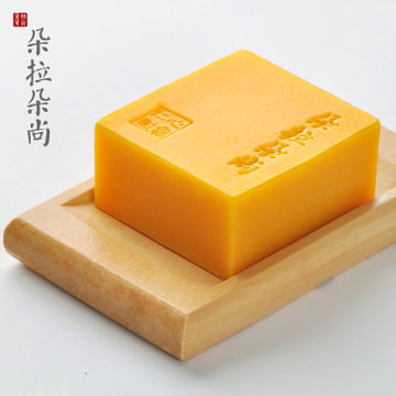 2015HOT SALE DORA DOSUN China skin care products skin lightening soap handmade soap wholesale115g(China (Mainland))