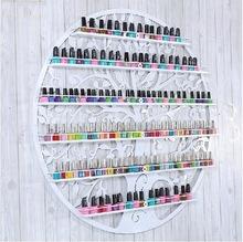 Wrought iron wall rack wholesale nail polish new nail shop shelf display rack shelf display cabinet nail special 20151(China (Mainland))