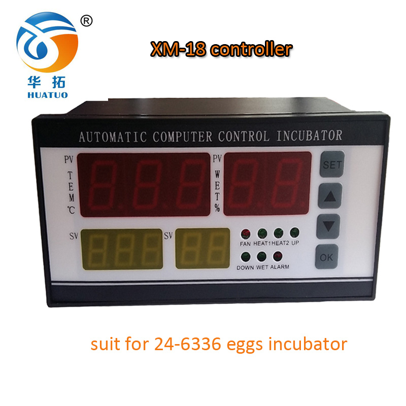 Hottest selling egg incubator temperature humidity controller