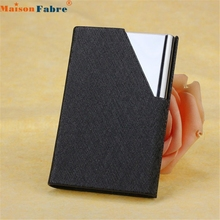 Buy Mini Box Pocket Wallet Business Name ID Credit Card Case Holder New for $2.35 in AliExpress store