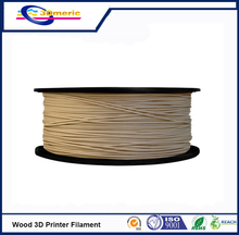 Eco-friendly 1.75mm wooden based 3D printer filament