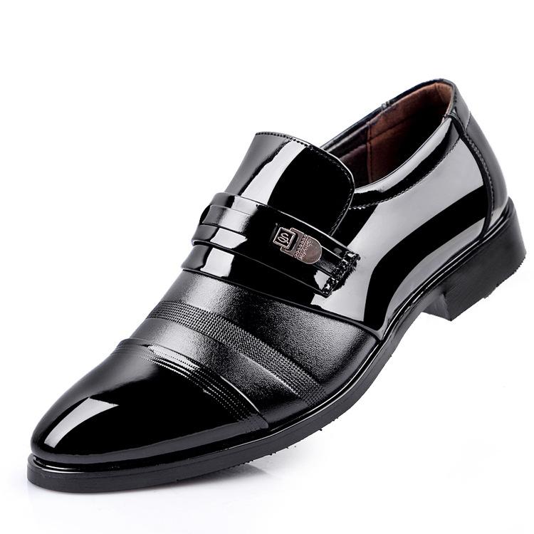Black dress up shoes men « Dress lady style