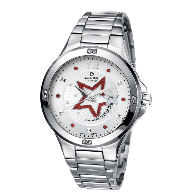 Buy casima luxury brand watches women 2016 fashion casual crystal women 39 s for Casima watches