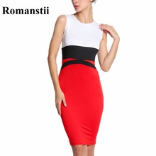 Buy Fashion Elegant Sexy Office Bandage Bodycon Wrap Party Prom Women Dress Female Lady Sundress Tunic Clothing Clothes 2017 for $8.95 in AliExpress store