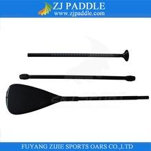 2015 New 3 Piece Adjustable Carbon Fiber SUP Paddle(China (Mainland))