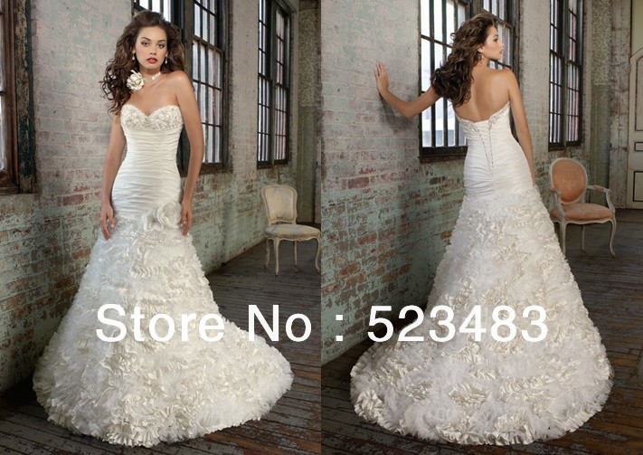 Latest designer beautiful classy stunning wedding gowns for Wedding dresses less than 300