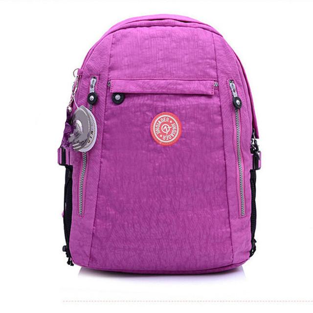 2016 модная женщина рюкзак Европейский дизайн популярный ноутбук рюкзак Школьный ...