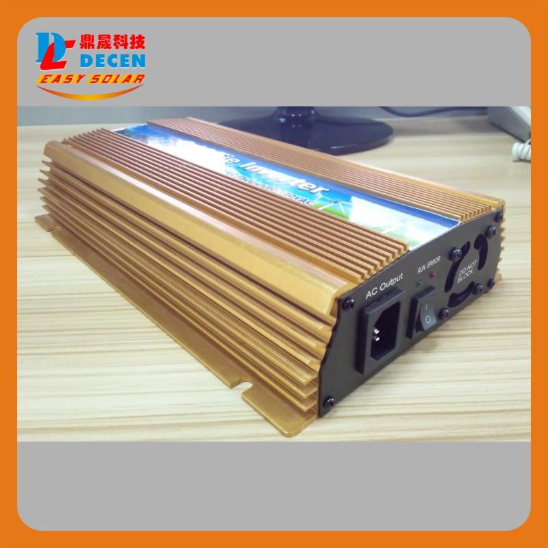 10.5-30VDC 1000W solar grid tie inverter with MPPT PV on Grid  Inverter, Output 180-260V.50hz/60hz, For Alternative Energy<br>