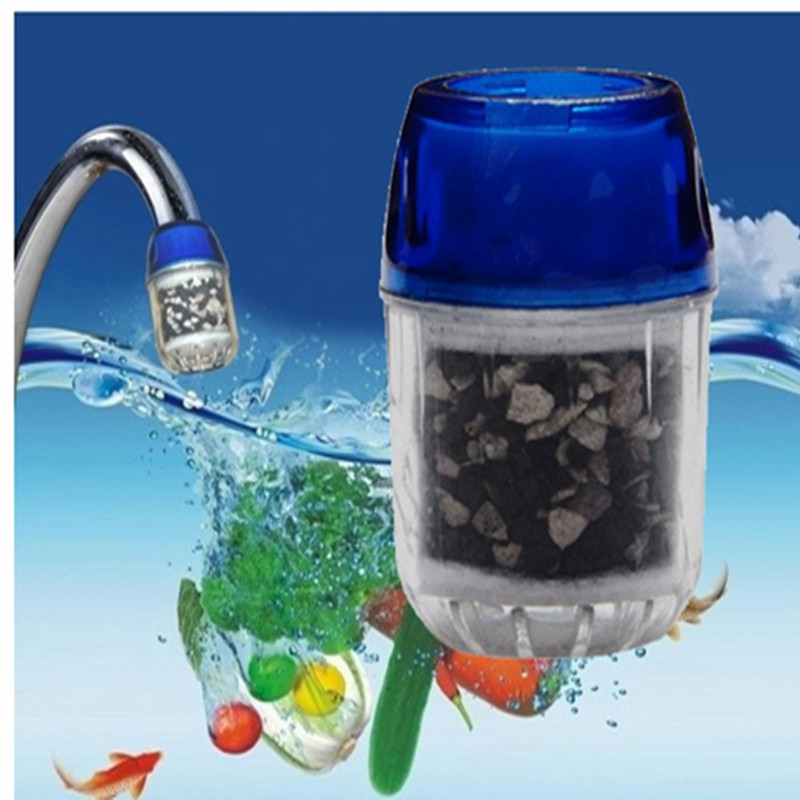 Гаджет  1Pcs Hot Activated Carbon Tap Water Water Purifier Use For Kitchen Faucet Tap Water Filter Purifier None Бытовая техника