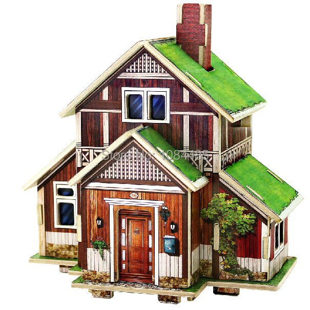 Wooden Model Building Kits For Adults