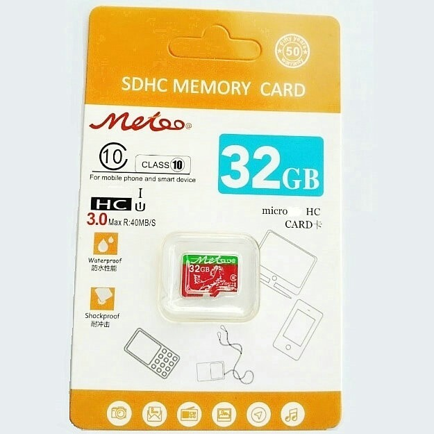 Ultra Micro Original TF SD Card 64GB Class10 UHS-1 Flash Memory Card for Smartphone Camera