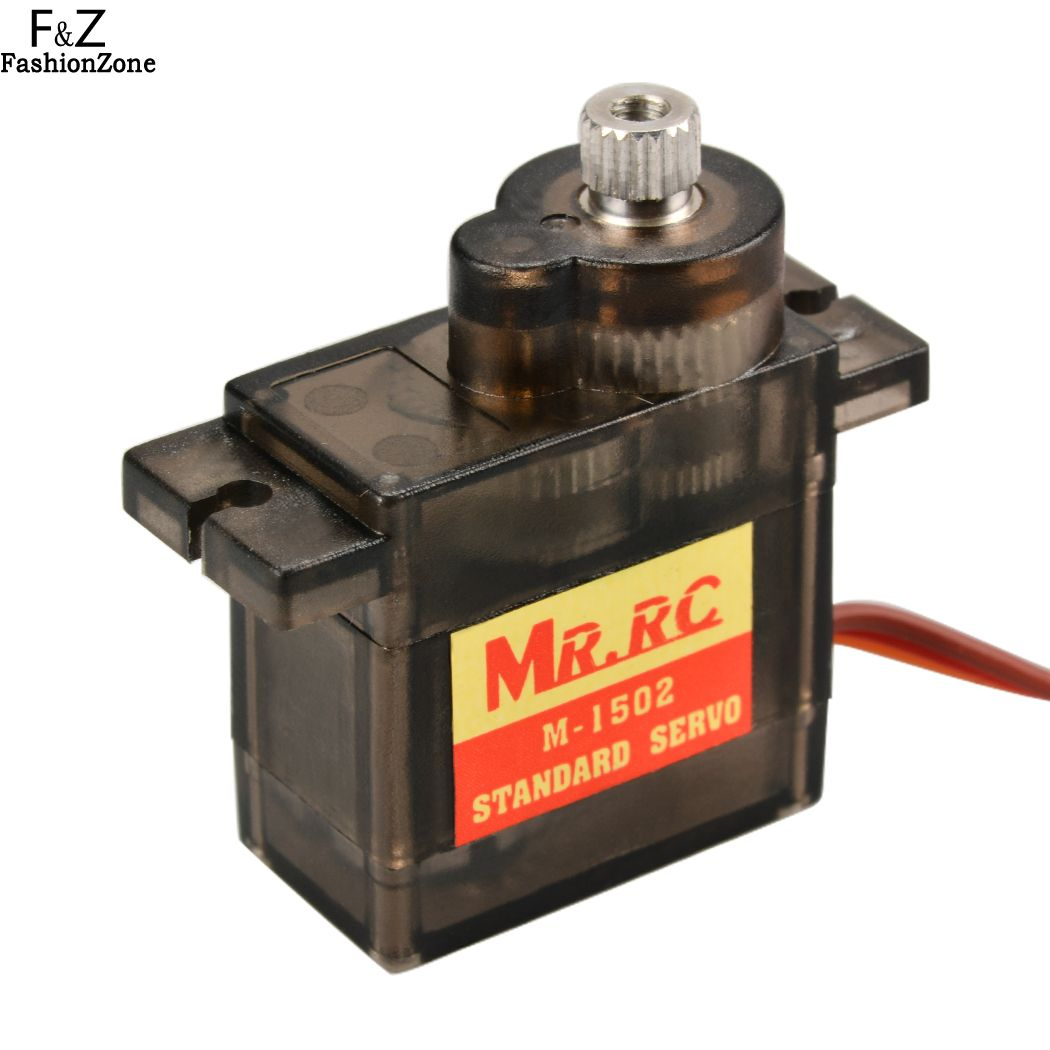 MR.RC M-1502 9g Digital Micro Servo Motor Metal Gear For RC Helicopter Car Airplane(China (Mainland))