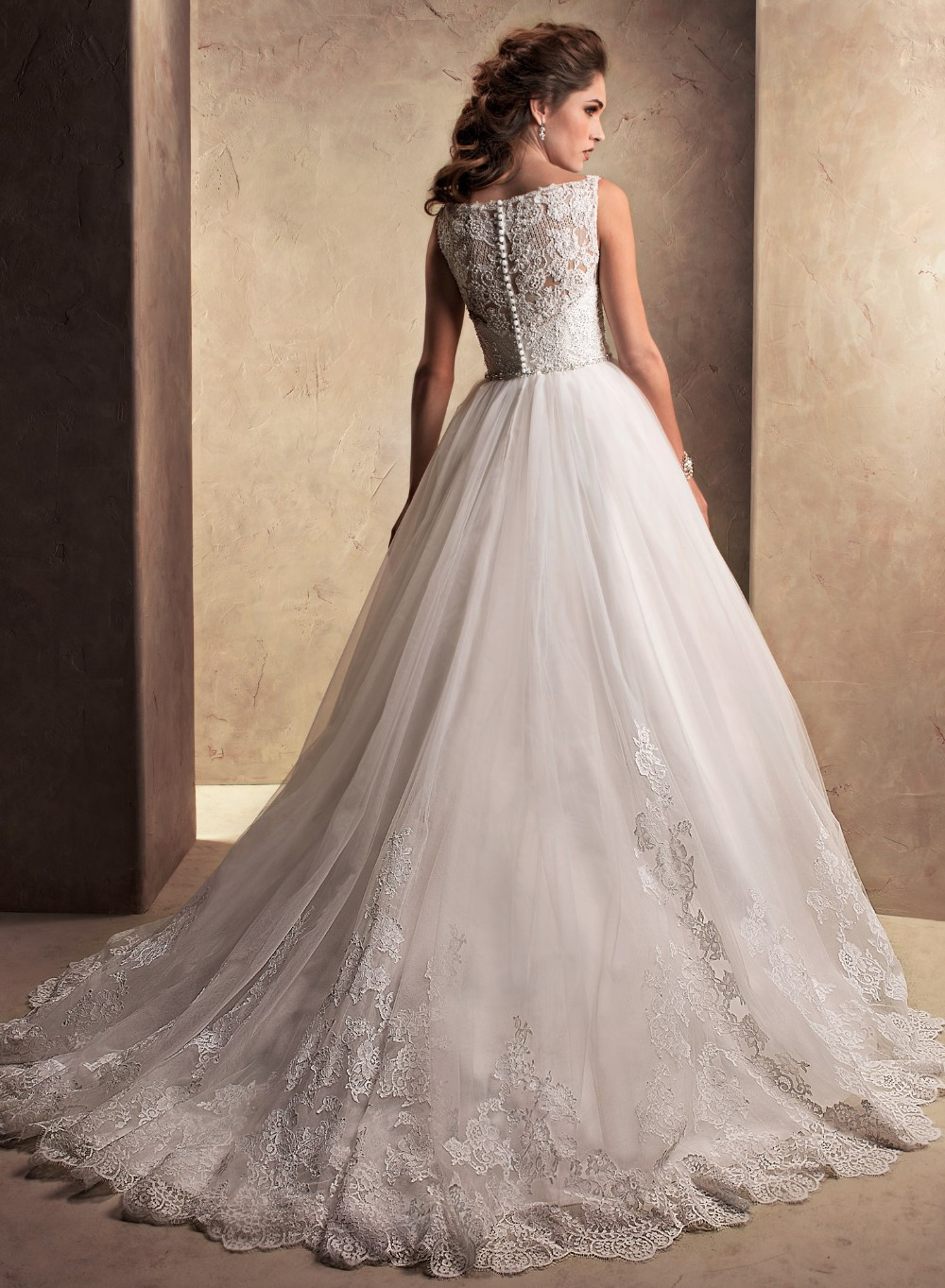 budget princess wedding dress princess style wedding dress Picture Reflections by Jordan wedding dress M wedding dresses for less than