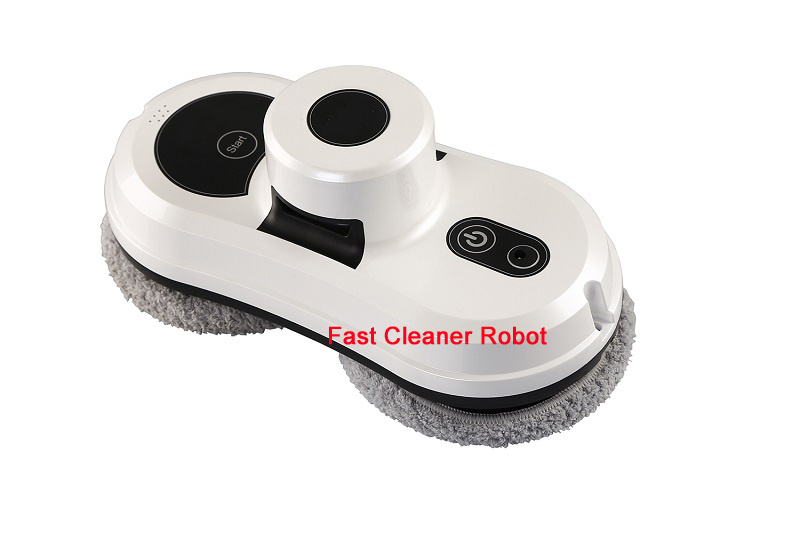 Remote Control anti-falling Magnetic Robot Window Cleaner , Window Cleaning Robot(China (Mainland))