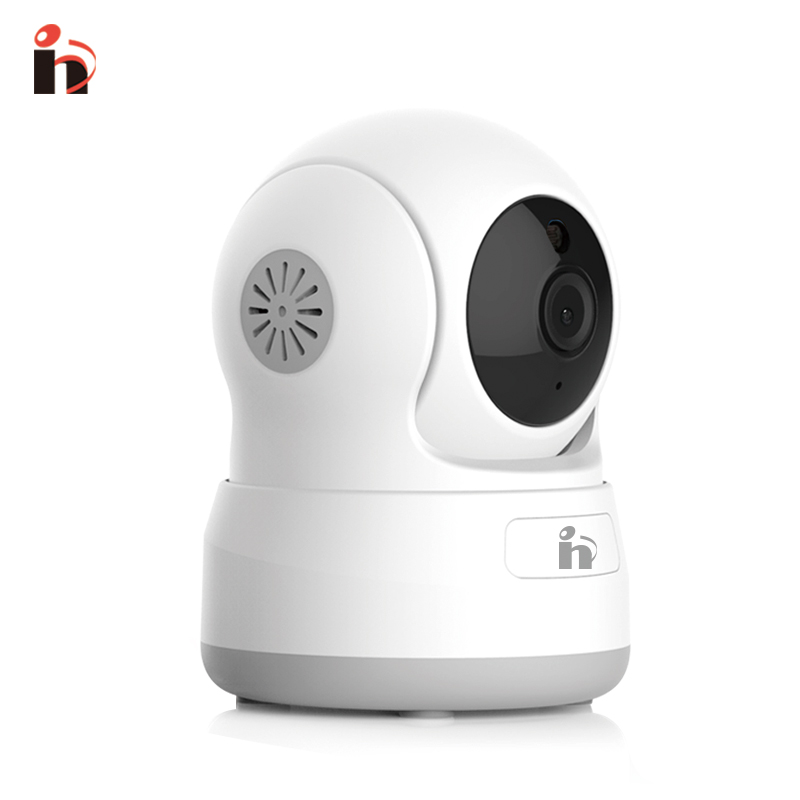 H IP Camera 1.0MP Pan&Tilt P2P Wifi Wireless Security Camera with Night Vision Micro SD Card slot ONVIF(China (Mainland))