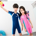 BAICLOTHING Child One Piece Swimwear Boys Girls Swimsuits Kids Bathing Suits Swimsuit Children Beach Wear Diving
