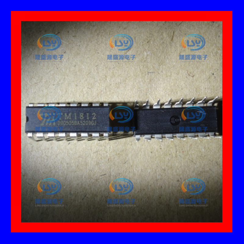 12 special channel LED driver control circuit TM1812 micro DIP - 16 new TM day--LSYD2(China (Mainland))