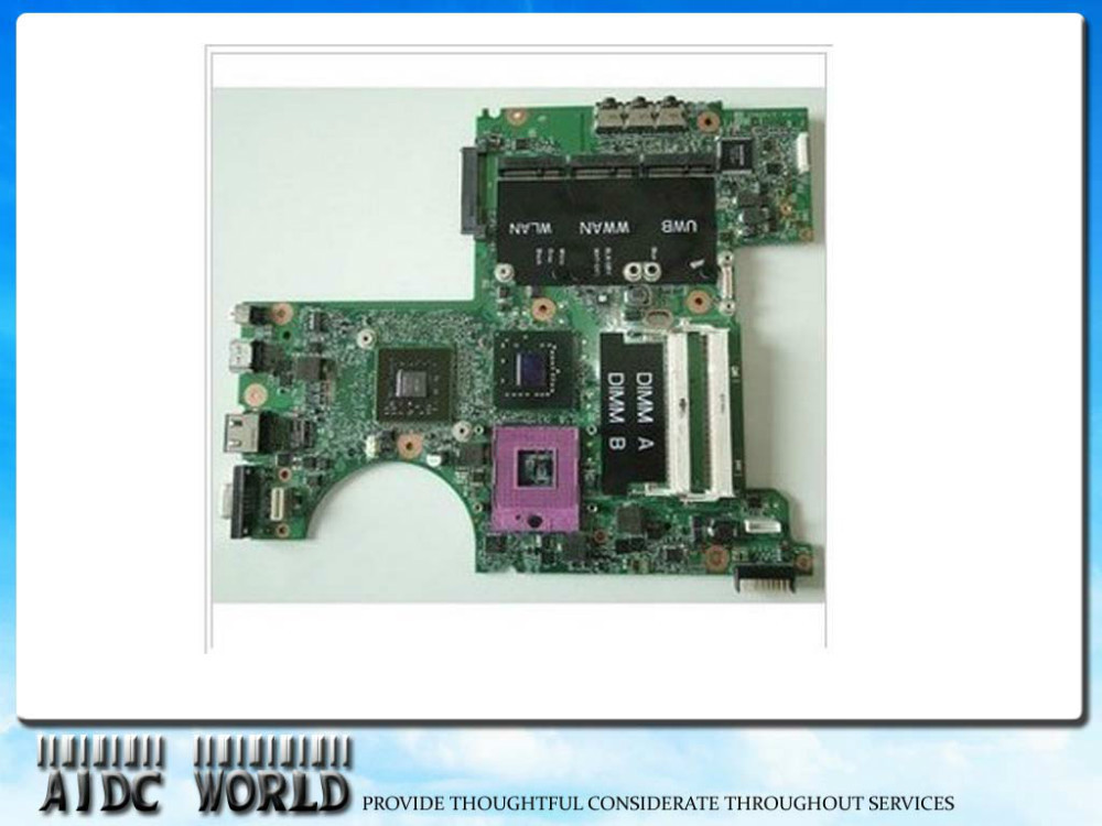 1530 Free Shipping Laptop motherboard for Dell XPS M1530 Non-Integrated 0X853D fully tested condition 90 day warranty(China (Mainland))