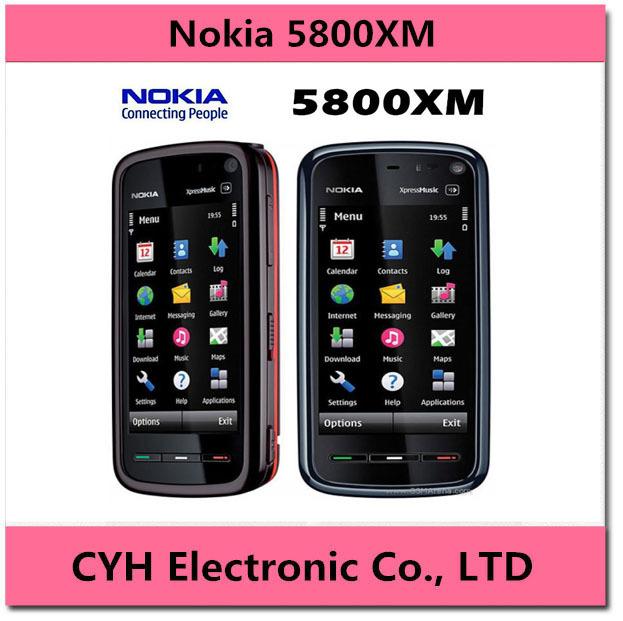 Мобильный телефон 5800 Nokia 5800 XpressMusic nokia n97 mini первый мобильный компьютер