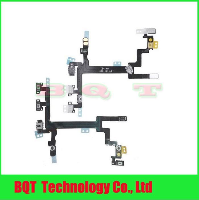 Гибкий кабель для мобильных телефонов BTQ : /flex iphone5 5G 100% for iphone 5 гибкий кабель для мобильных телефонов 100