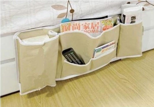1 Pcs Home Bedside Hanging Storage Organizer Bags Insert Case New Waterproof(China (Mainland))