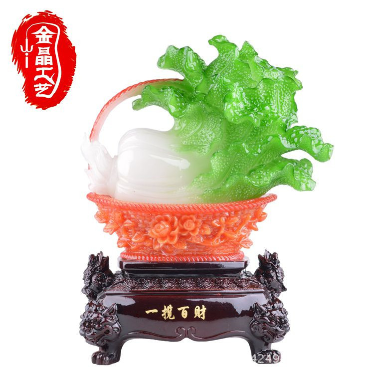 [Jin Jing crafts] Chengdu factory direct a football one hundred fiscal Lucky resin crafts ornaments Home Decoration(China (Mainland))