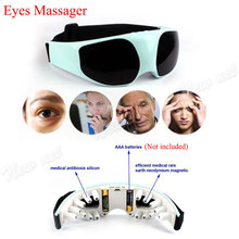 2015 Newest Fashion Health Care Eye Massage Relax Protection Massager Machine Medical Instrument Hot Sale Free Shipping