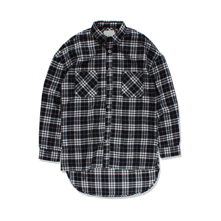Online Get Cheap Flannel Shirt Men Black -Aliexpress.com | Alibaba ...