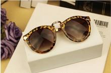 Vintage Trend Sunglasses For Women Men Round Retro Sun Glasses Sports Bike Oculos De Sol