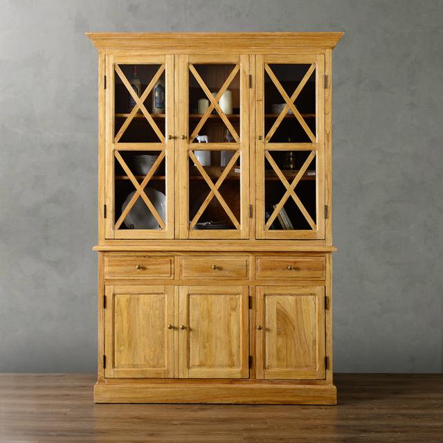 Alta calidad de estilo americano muebles de madera maciza karen ...