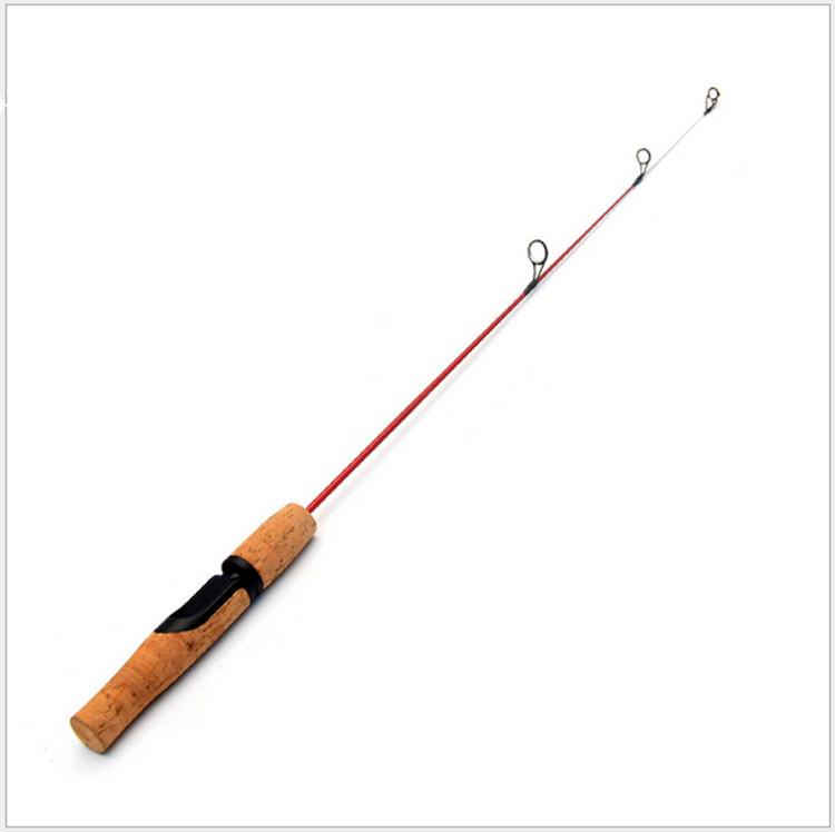 66cm Ice Fishing Rod Good For Winter Fishing Pole Hand Rod