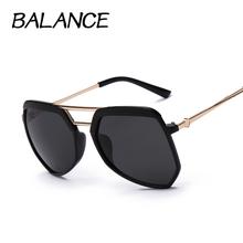 Unisex fashion vintage sunglasses Brand design men women retro Sun glasses steampunk mirror shield Sunglass 6Color Oculos de sol