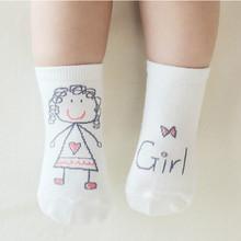 0-4 Years 2016 Spring Creative  Cute Toddler Baby Soft Socks Bebe boys girls kids Cotton Socks  Infant Baby